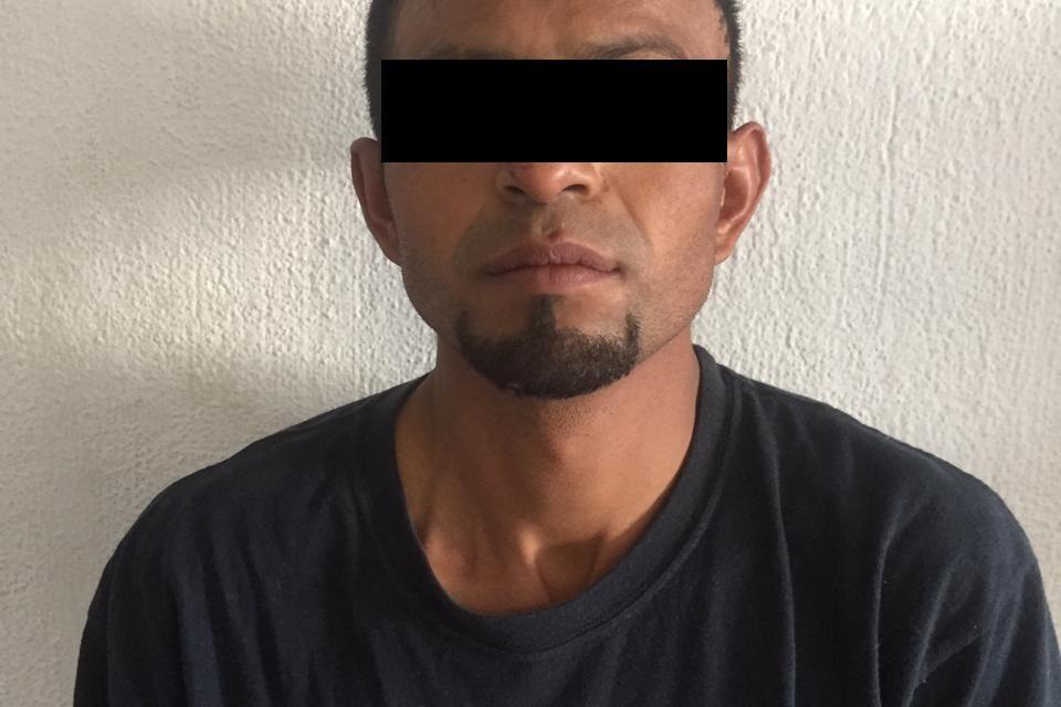 Tres sujetos identificados como blancos prioritarios fueron detenidos en Rincón de Romos