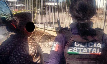 Dos personas originarias de Tlaxcala, fueron detenidas por robo tipo fardero