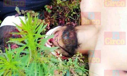 ¡Ejecutaron a 2 hombres en La Chona, Jalisco!