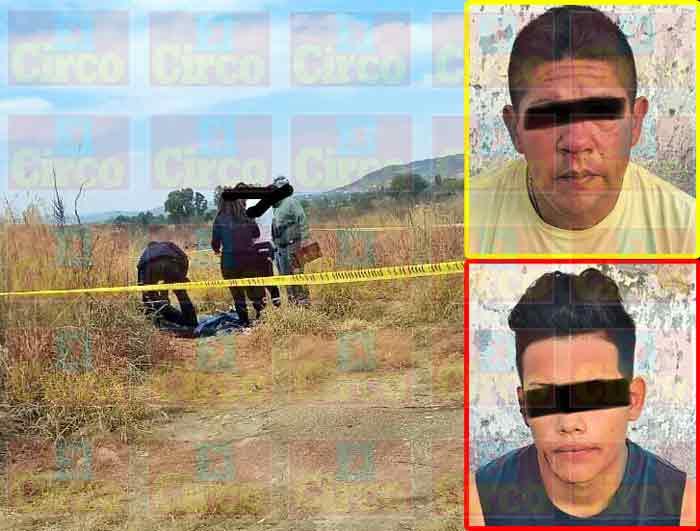 """¡Identifican a las dos personas ejecutadas en Lagos de Moreno: eran """"El Russo"""" y su ayudante!"""