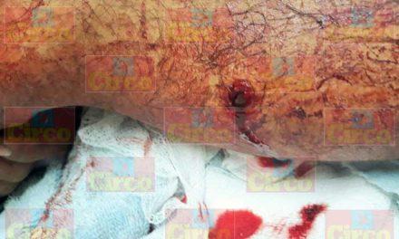 ¡Sicarios rafaguearon la casa de un Policía Municipal de Fresnillo e intentaron ejecutar a 3 hombres!