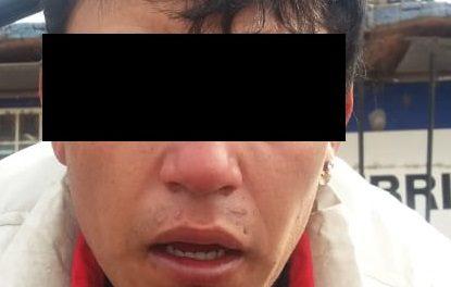 Sujeto en posesión de droga fue detenido en el municipio de San Francisco de los Romo