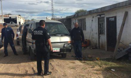 Vehículos con reporte de robo recuperados en las últimas horas