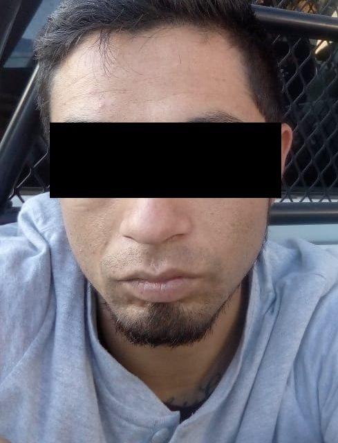 Sujeto en posesión de droga fue detenido en San Francisco de los Romo