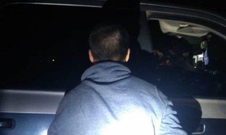 Fue detenido un sujeto en posesión de droga y de un arma de fuego