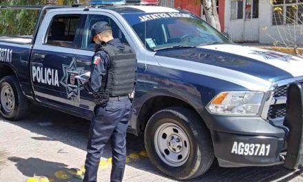 Detienen elementos de la SSPE a una persona con una orden de aprehensión por delitos contra la salud en posesión de droga