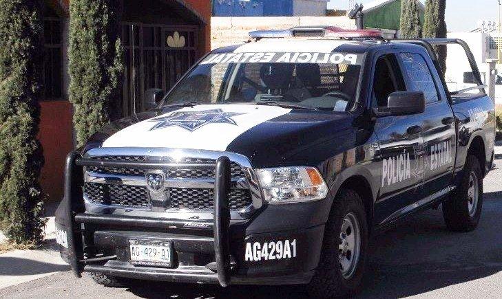 Elementos de la SSPE capturaron a dos presuntos distribuidores de droga