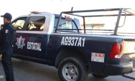 Conducía un vehículo con reporte de robo y fue detenido por elementos de la SSPE