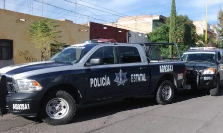 Frustran intento de extorsión en Pabellón de Arteaga