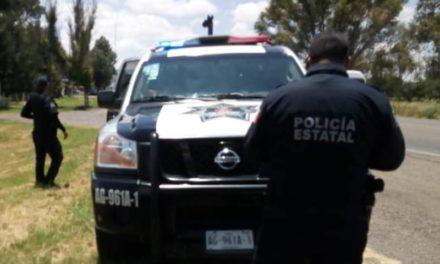 Fue asegurado un vehículo con reporte de robo