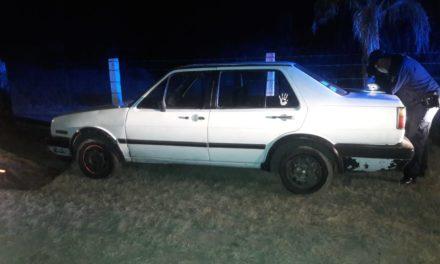 Vehículos con reporte de robo fueron  recuperados