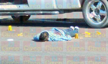 ¡Muere delincuente minutos después de asaltar una gasolinera en San Pancho!
