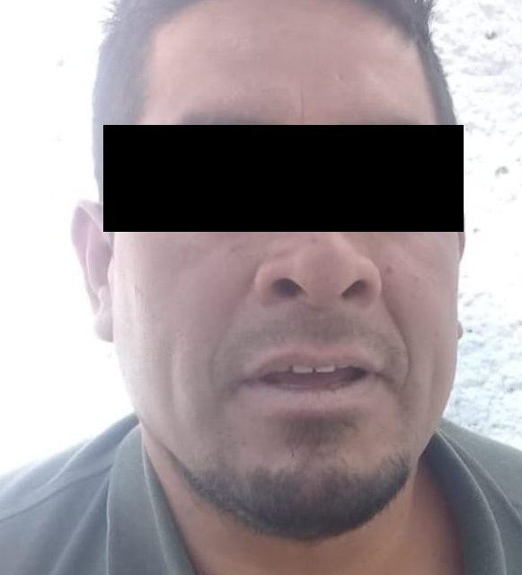Llevaba droga entre sus pertenecías y fue detenido en San Francisco de los Romo