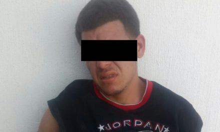 Sujeto en posesión de droga fue detenido en San José de Gracia