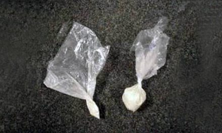Detienen elementos de la SSPE  a sujeto en posesión de droga