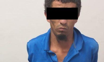 Sujeto en posesión de marihuana, fue detenido en el municipio de El Llano