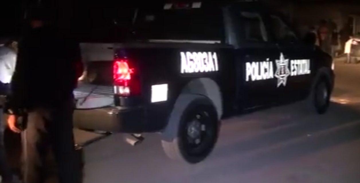 En la comunidad de Norias de Paso Hondo, fue detenido  en posesión de una escopeta hechiza