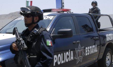 En el puesto de seguridad de Peñuelas, fueron detenidos tres individuos en posesión de crystal y marihuana