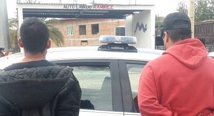 Vendían gasolina y fueron detenidos en el municipio de Calvillo