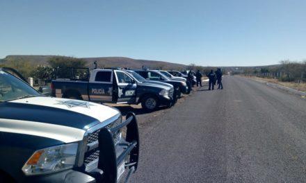 Refuerza la SSPE seguridad en los límites con Zacatecas
