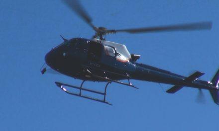 Tras operativo por tierra y aire fueron capturados dos presuntos ladrones