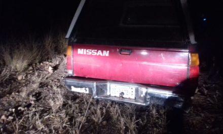 Dos vehículos con reporte de robo fueron recuperados por la SSPE