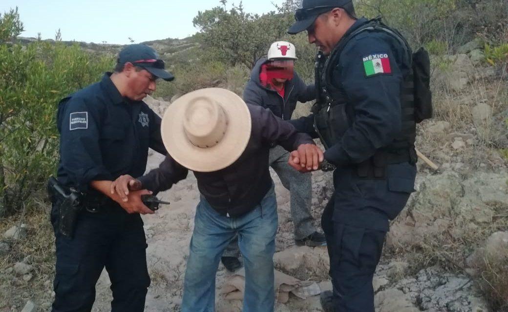 Auxilian en el municipio de El Llano a una persona enferma en una zona despoblada