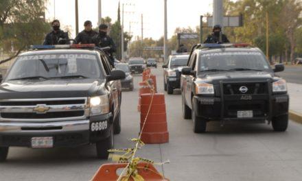 Elementos de la SSPE desmantelaron banda de presuntos robacoches originarios de Zacatecas