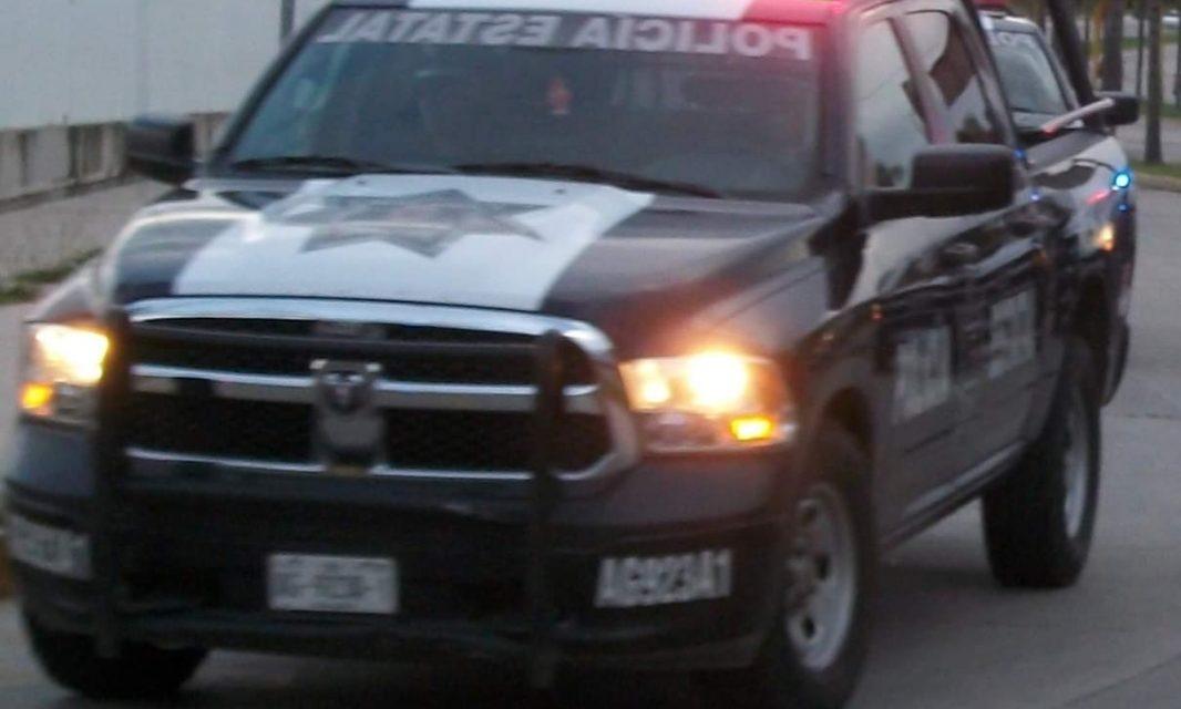 Conducía camioneta con reporte de robo y fue detenido en el municipio de Jesús María