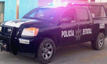 Conducía una motocicleta  con placas de Zacatecas, las cuales eran sobrepuestas por lo que fue detenido