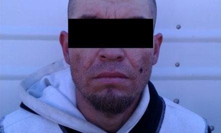 """Detienen a """"El Quebrahuesos"""" por allanamiento de morada en Calvillo"""