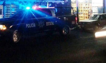 Capturan elementos de la SSPE  a sujeto señalado por robo oportunista al hurtar equipo de protección y dinero de una ambulancia de la Cruz Roja mientras los paramédicos atendían una emergencia