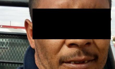 En San Francisco de los Romo, fue detenido sujeto en posesión de enervantes