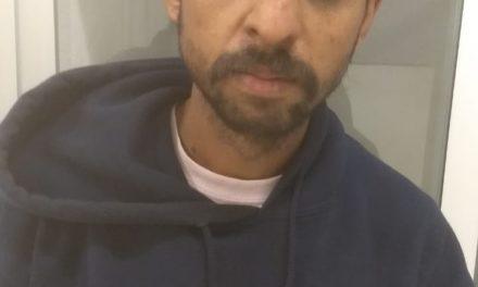 """Fue detenido """"El Chivo"""" quien cuenta con una orden de aprehensión vigente por delitos contra la salud"""