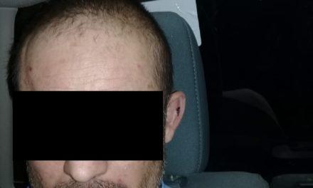 Detienen en San José de Gracia a sujeto en posesión de droga