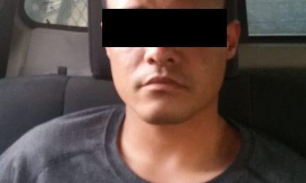 Detienen en Pabellón de Arteaga a presunto distribuidor de enervantes identificado como blanco prioritario