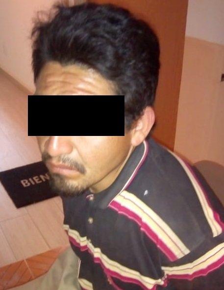 Contaba con una orden de reaprehensión vigente y fue detenido en Pabellón de Arteaga