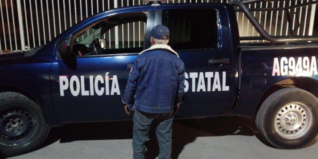 Motociclista que circulaba armado, fue detenido por la SSPE