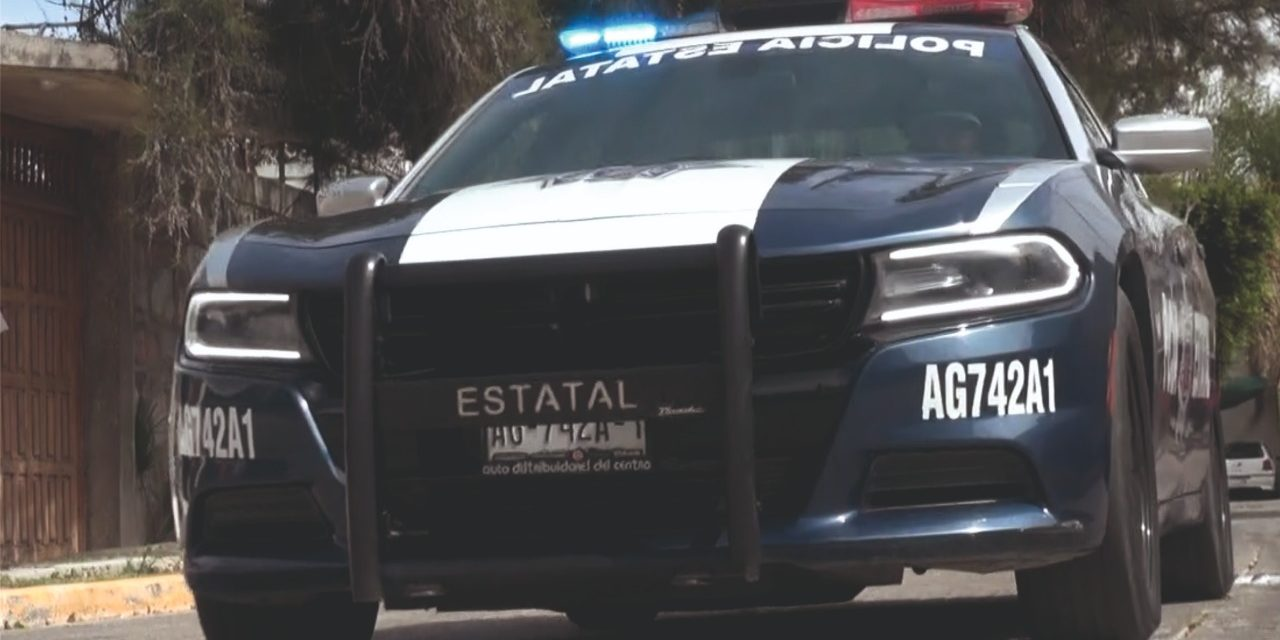 Fue detectado cuando conducía un camión con reporte de robo
