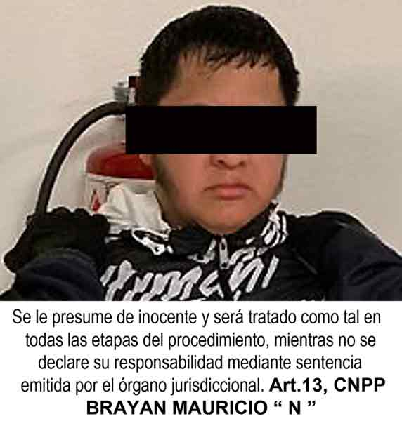 ¡Detienen a líder criminal que participó en el asesinato de una venezolana y operaba en la Ciudad de México!