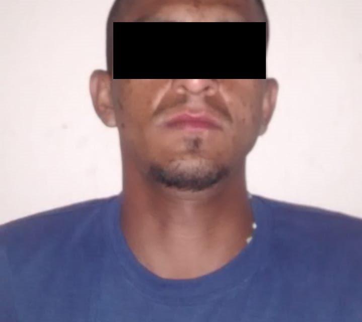 Sujeto identificado como blanco prioritario por robo fue detenido en el municipio de Cosío