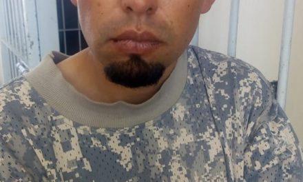 Presunto distribuidor de enervantes identificado como blanco prioritario fue detenido en Pabellón de Arteaga