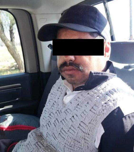 Tras operativo, fue capturado presunto ladrón y recuperada la caja fuerte que hurtó de un centro de salud en Rincón de Romos