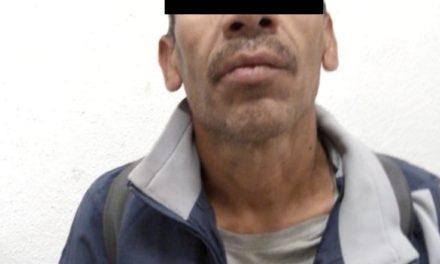 Contaba con una orden de aprehensión vigente por delitos contra la salud y fue detenido en Jesús María