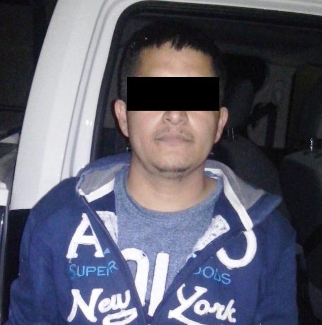 Capturan en Tepezalá a presunto violador, que transportaba cuatro puercos sin la documentación requerida