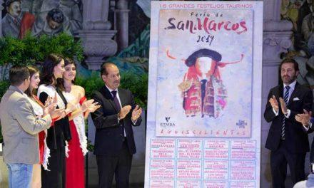 ¡Presentan el Serial Taurino San Marcos 2019 en Aguascalientes, el más importante de América Latina!