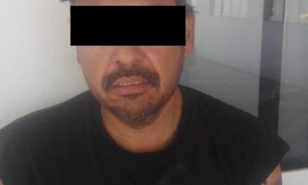 """Fue detenido """"El Toncho"""" con 20 dosis de droga crystal en Jesús María"""