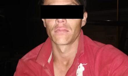 Cuatro sujetos armados fueron detenidos en la comunidad Refugio de Peñuelas