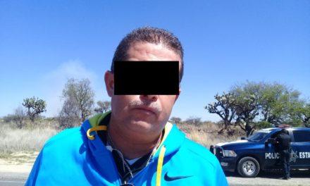 Tres personas aparentemente miembros de una banda dedicada al robo de vehículos fueron detenidas por la SSPE