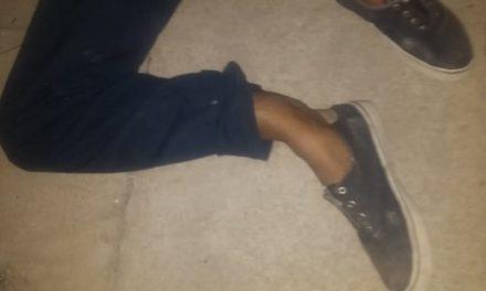 Presunto ladrón se fracturó una pierna en San Francisco de los Romo